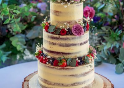 semi naked cake_bright_winter_cake_Cake by Rachel_Enchanted Floristry_Caswell House