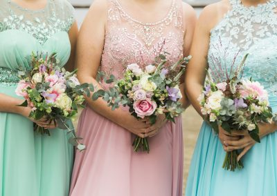pastel bridesmaid bouquets_pastel_spring_bridesmaid_Enchanted Floristry_Joseph Dart Photography